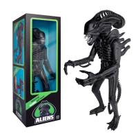 "Aliens Supersize - Warrior 18"" Classic Toy Edition (1986) (Matte Black)"